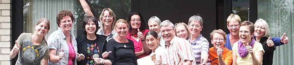 Lachyoga Training mit Zertifikat